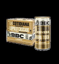 Cerveza Bbc Cotidiana X 4
