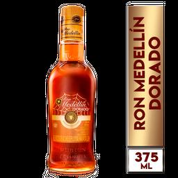 Ron Medellin Dorado 375 Ml