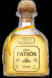 Tequila  Añejo - Patron - Botella 750 Ml
