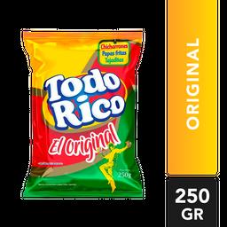 Todo Rico Natural - Super Ricas - Paquete 250 G
