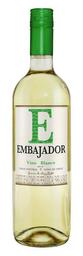 Vino Blanco Chileno - Embajador - Botella 750 Ml