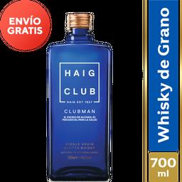 Whisky  - Haig Clubman - Botella 700 Ml