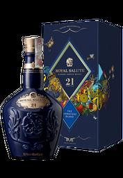 Whisky  21 Años - Royal Salute - Botella 700 Ml