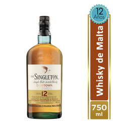 Malta Singleton Dufftown 12 Años 700 Ml