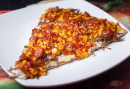 Pizza Criolla + Gaseosa 🍕🥤