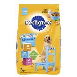 Concentrado Para Cachorro Pedigree 1049 De 2 Kg