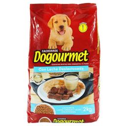Concentrado Para Cachorro 2 Kg Dogourmet