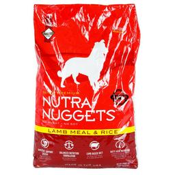 Concentrado Nuggets 7.5 Kg Cordero Y Arroz
