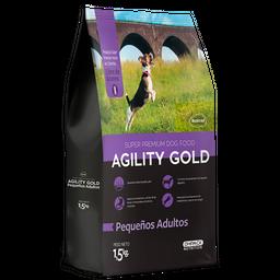 Agility Gold Pequeños Adultos  1.5 Kg
