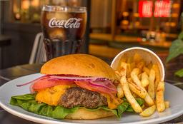 Combo Chesse Burger