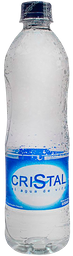 Agua Cristal Sin Gas 600 ml