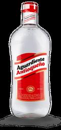 Aguardiente Antioqueño Rojo Litro Vidrio *1000 Ml