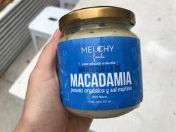 Mantequilla de Macadamia