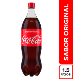Coca Cola Sabor Original  1,5 litros