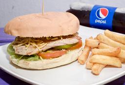 PROMO: 2X1 Hamburguesa + Tocineta y Maiz
