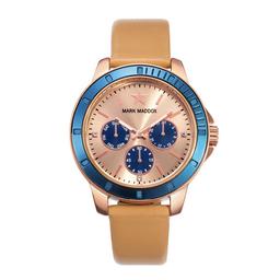 Reloj Mark Maddox MC0014-37 Marron Mujer