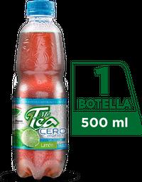 Mr. Tea Limón Sin Azúcar 500 ml