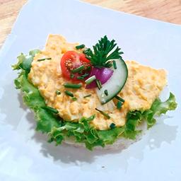 Ensalada de huevo
