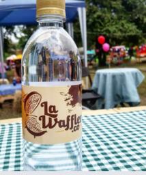 Botella con Agua 500ml