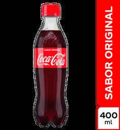 Coca Cola Sabor Original 400 ml.