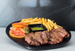 Carne de Res a la Plancha 220 gr