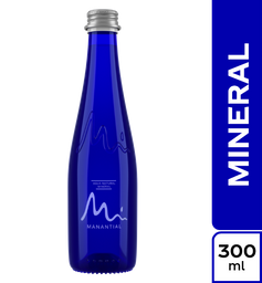 Agua Manantial Sin Gas 300 ml