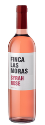 Vino  Rose Syrah - Las Moras - Botella 750 Ml