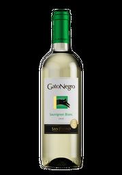 Vino  Sauvignon Blanco - Gato Negro - Botella 750 Ml