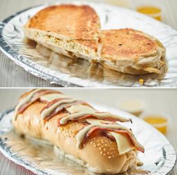 PROMO: Sandwich de Pollo Desmenuzado+ Perro Italiano!!