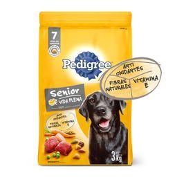 Pedigree Adulto 7+ Años Senior 3 Kg
