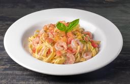 Shrimp Fetuccini