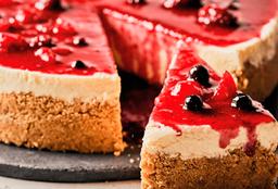 Porción Cheesecake