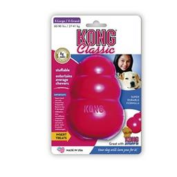 Kong Perro Caucho Classic Portapasabocas Medium