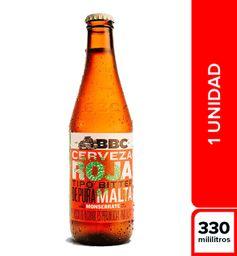 BBC Monserrate Roja 330 ml