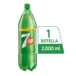 7up 2 L