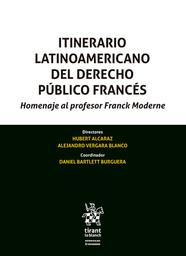 Itinerario Latinoamericano Del Derecho Publico Frances 1 U