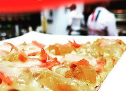 Pizza Hawaiana Ranchera