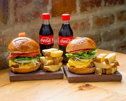 Combo Duo Burger