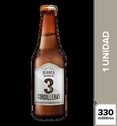 3 Cordilleras Blanca 330 ml