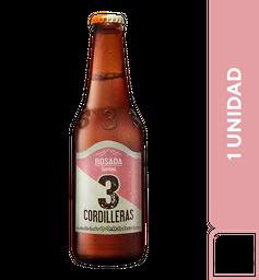 3 Cordilleras Rosada 330 ml