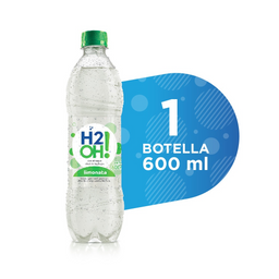 H2Oh Limonata 600 ml