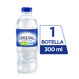 Cristal Sin Gas 300 ml