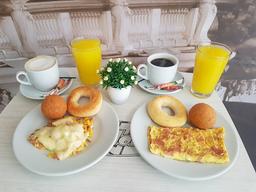 Desayuno para 2 personas