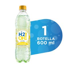 Agua H20h Maracuyá Pet 600 ml