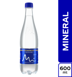 Agua Sin Gas Manantial 600 ml