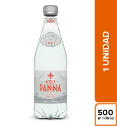 Acqua Panna 500 ml