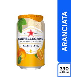 San Pellegrino Aranciata 330 ml