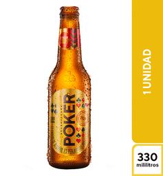 Poker 330 ml