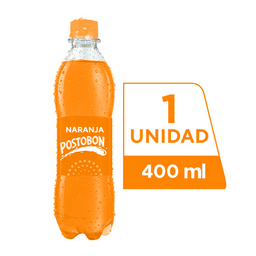 Naranja Postobón 400 ml