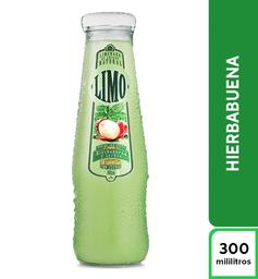 Limo Hierbabuena y Lychee 300 ml